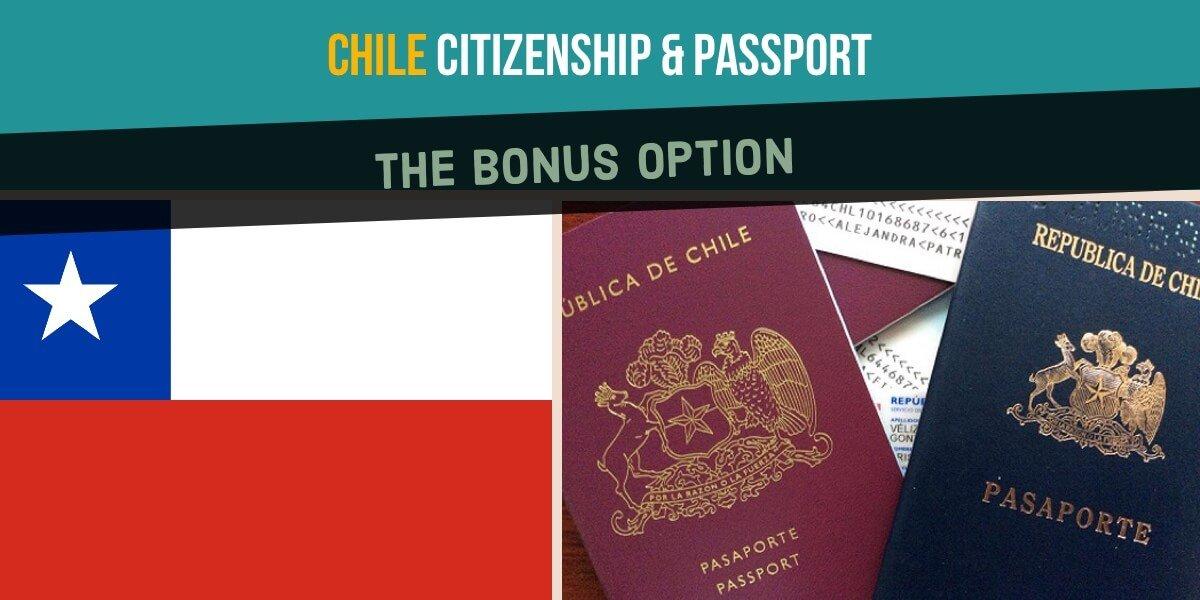Easy Chile Citizenship & Passport
