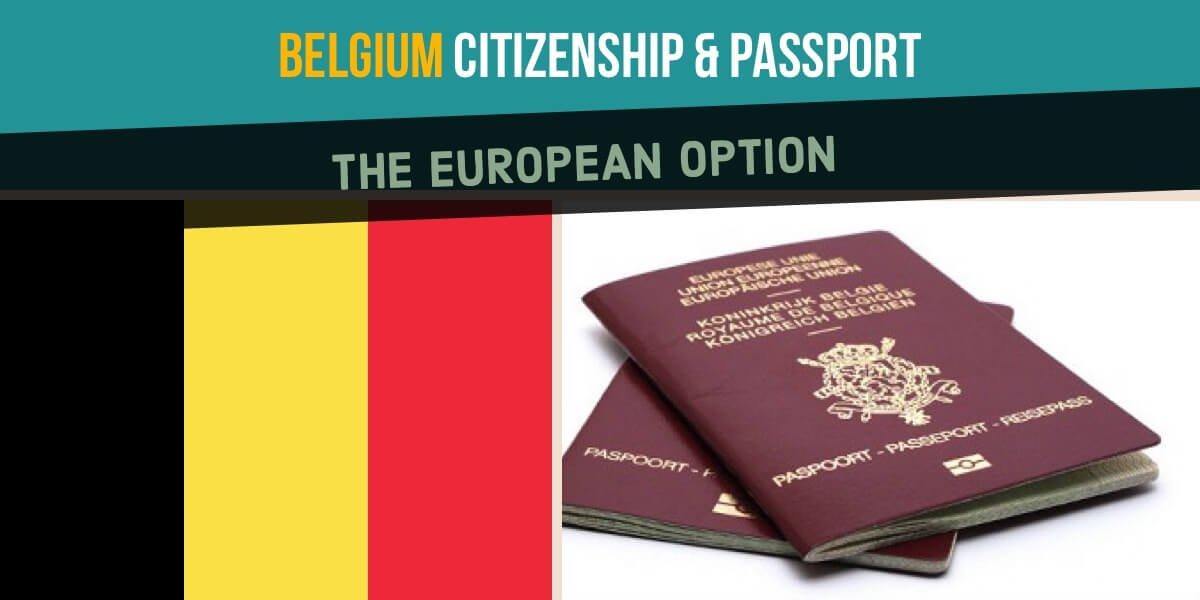 Easy Belgium Citizenship & Passport