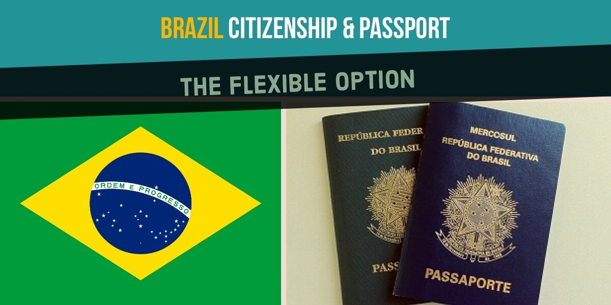 Easy Brazil Citizenship & Passport