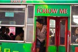 Follow Myanmar