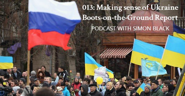 Making sense of Ukraine