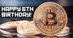 Bitcoin Cryptocurrency Birthday