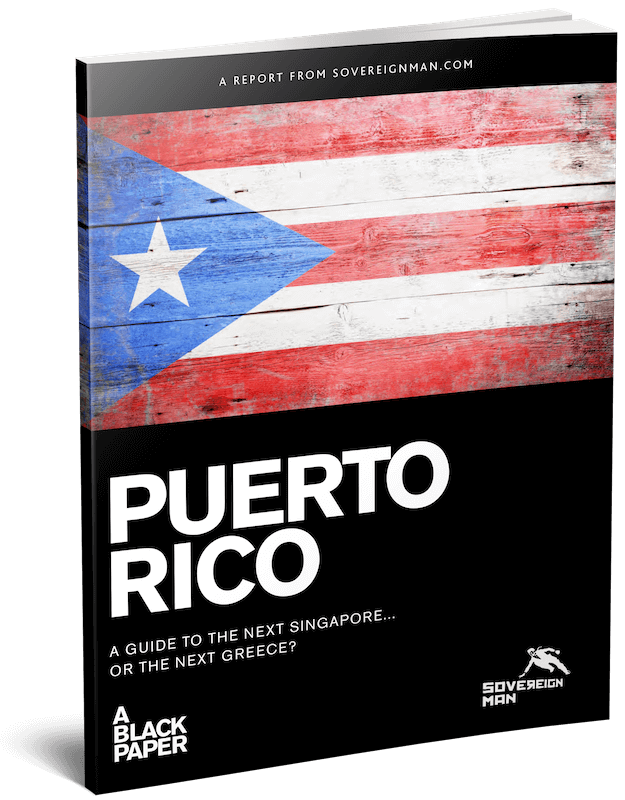 Puerto Rico Report - How To Legally Slash Your Taxes...