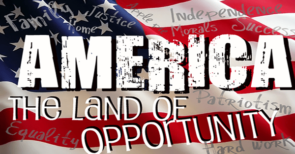 """usa land of opportunity essay Immigration and citizenship in the is the united states """"a nation of immigrants,"""" a """"land of opportunity """"immigration and citizenship in."""
