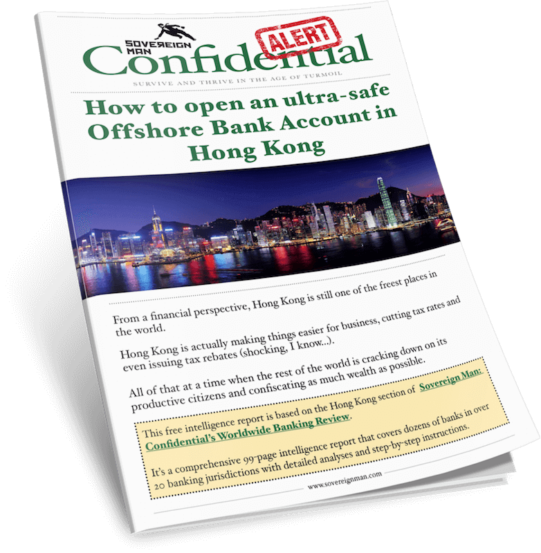 How to open an Offshore Bank Account in Hong Kong