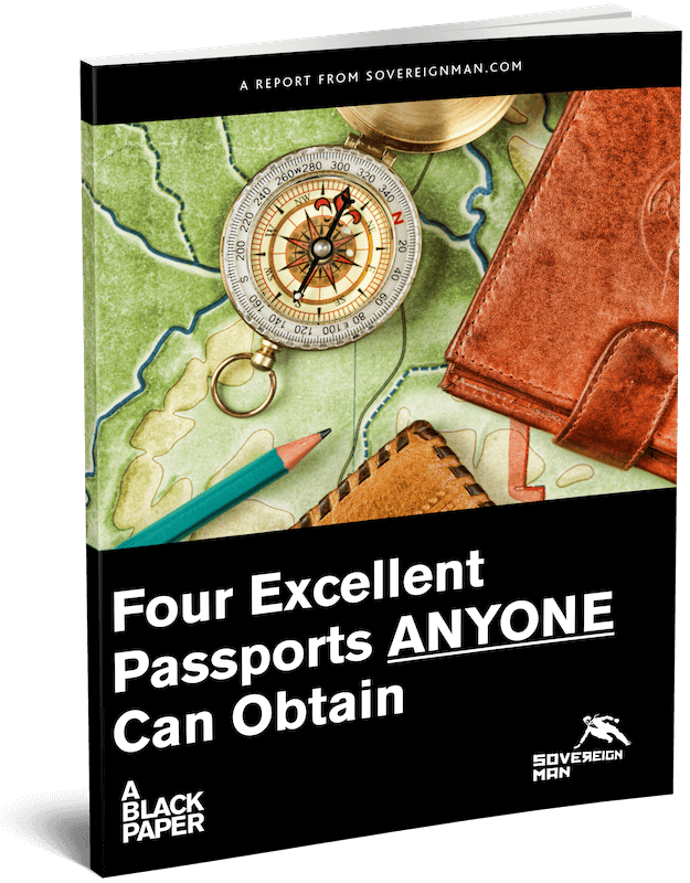 Four Passports Anyone Can Obtain eBook