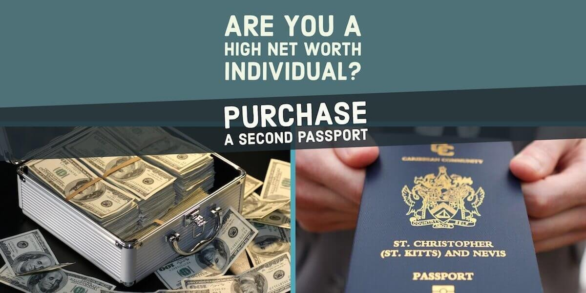 Second Passport & Citizenship By Investment