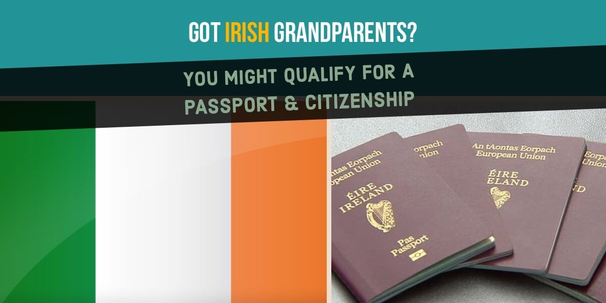 Irish Citizenship By Descent & Ancestry