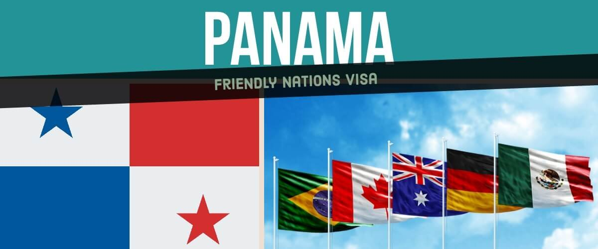 Panama Friendly Nations Visa Permanent Residency Program