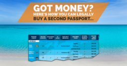 Citizenship By Investment - How to BUY a Second Passport...