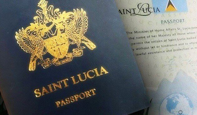 You can BUY a St. Lucia Passport...