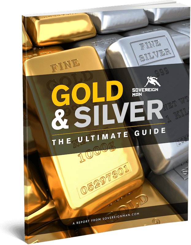 Ultimate Gold and Silver Guide Cover