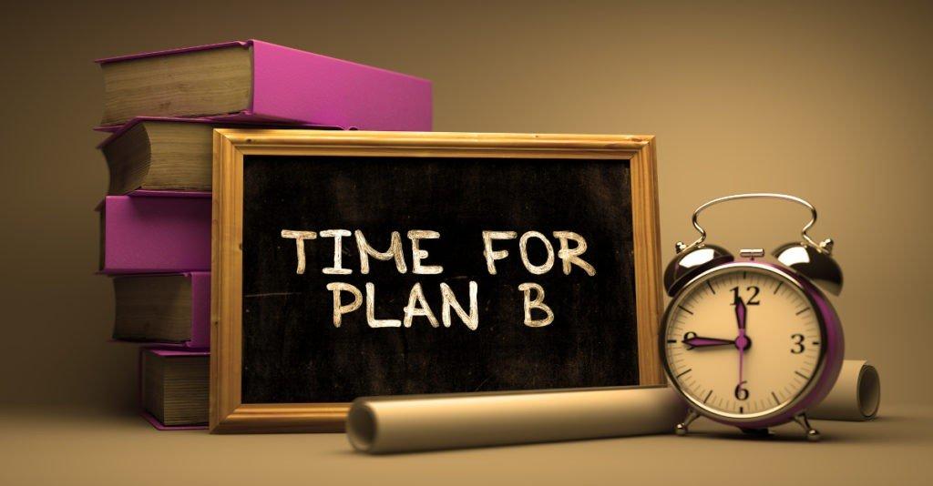 28 Billionen Gründe, einen Plan B zu haben