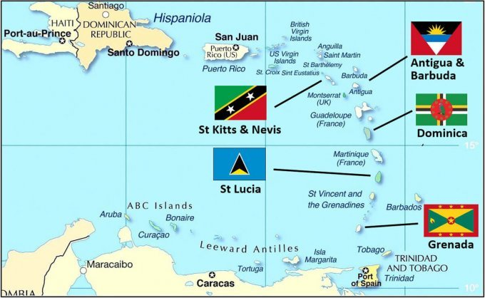 Saint-Lucias-Citizenship-By-Investment-Program